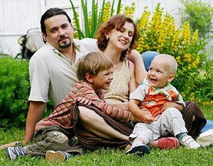 Победители фестиваля семья года